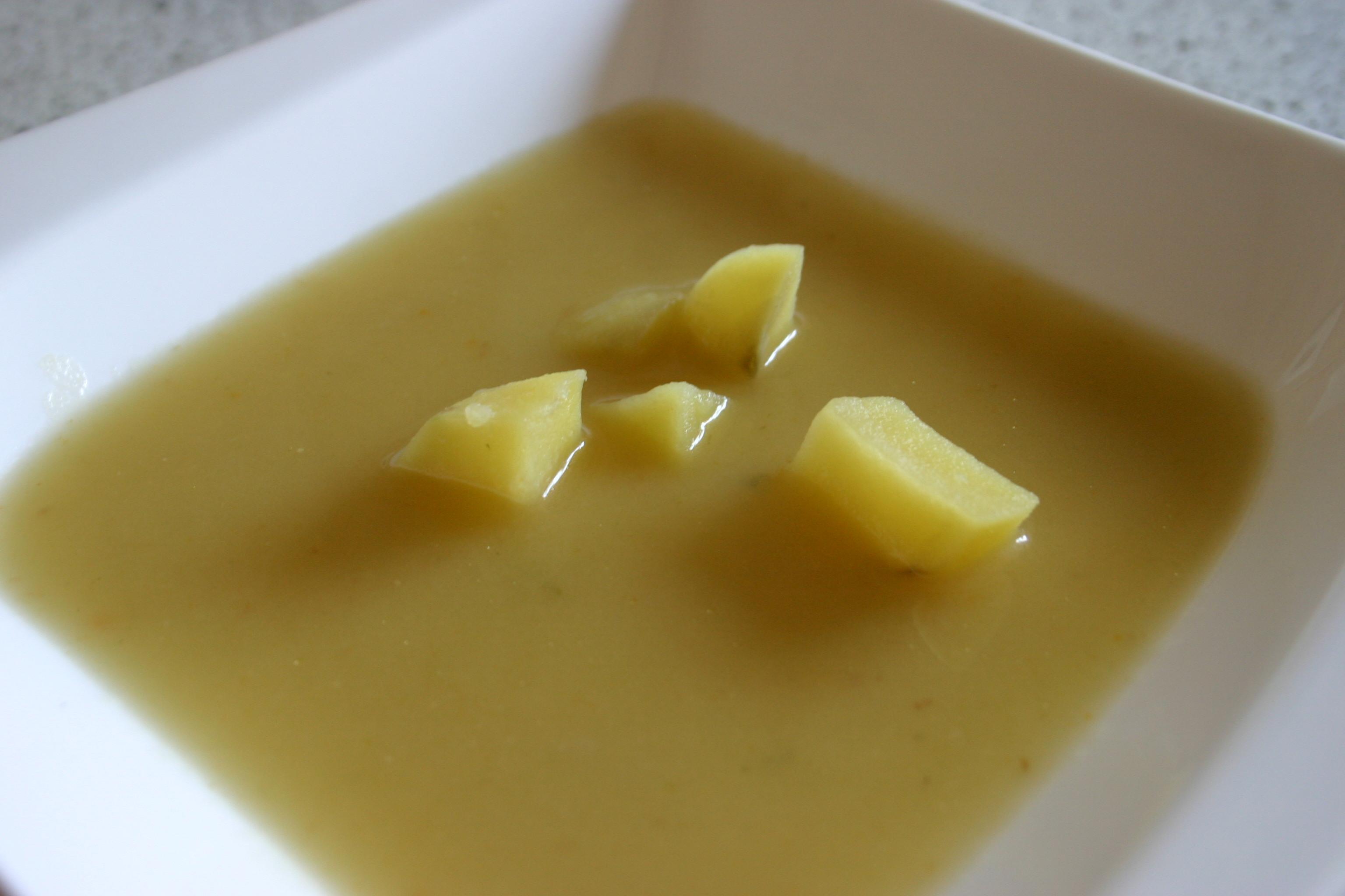 Kartoffelsuppe klassisch