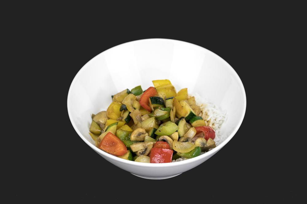 Reispfanne orientalisch