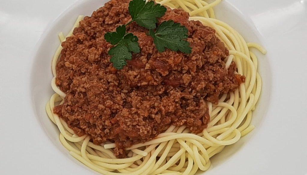 Spaghetti Bolognese 20200526_115905