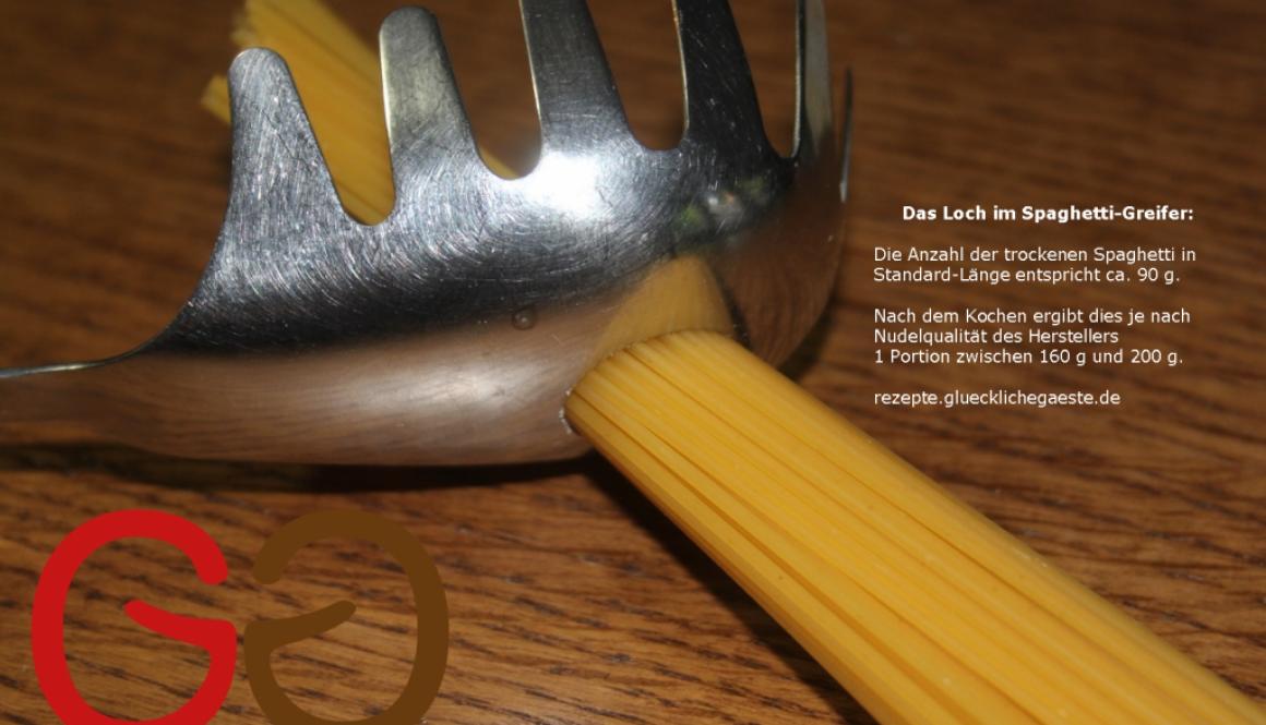 Spaghettigreifer 90 g 180712
