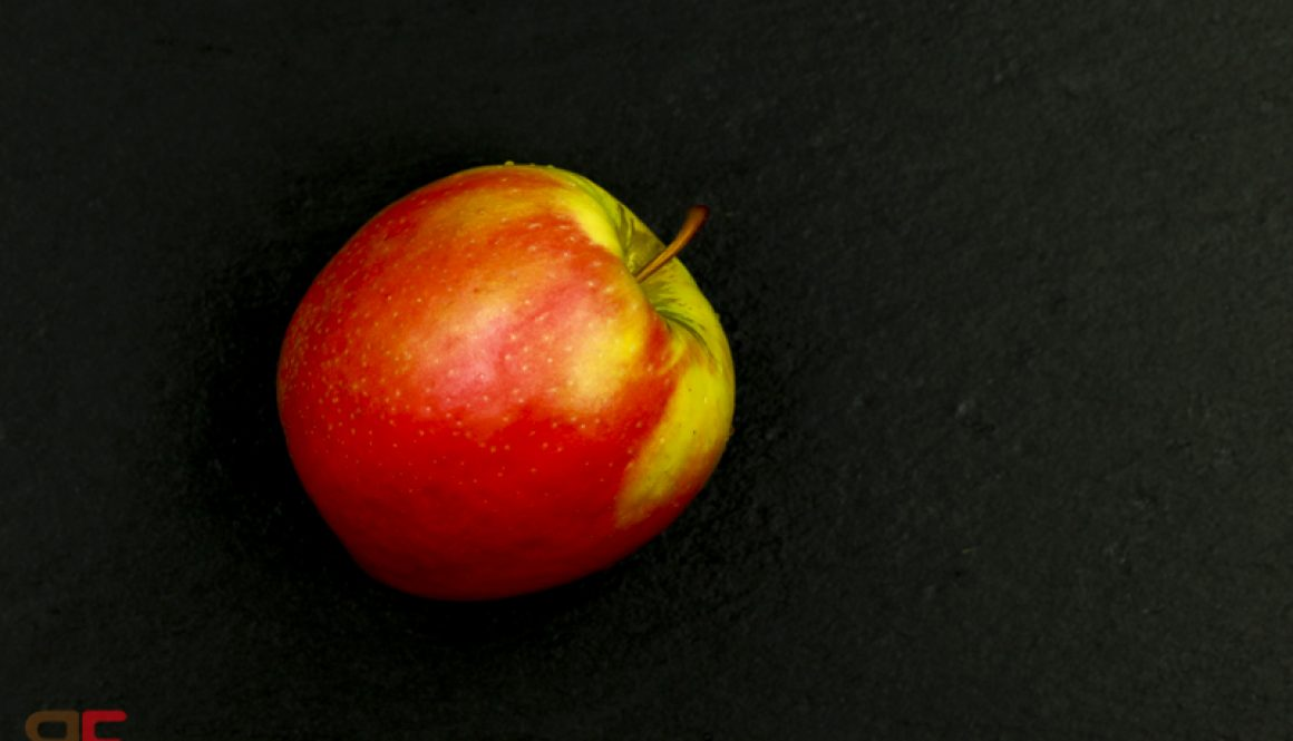 Apfel rot zoom