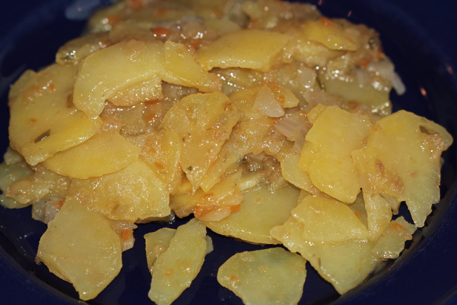 Kartoffelsalat, schnell