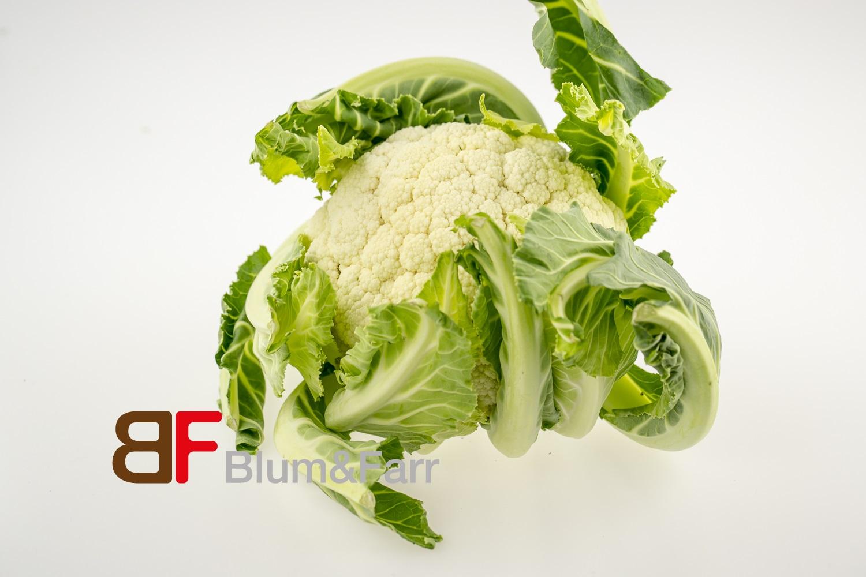 Blumenkohl im Gemüsesud