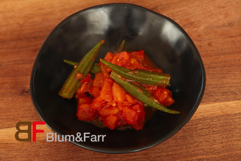 tomaten okraschoten gem se einfache rezepte f r gl ckliche g ste. Black Bedroom Furniture Sets. Home Design Ideas