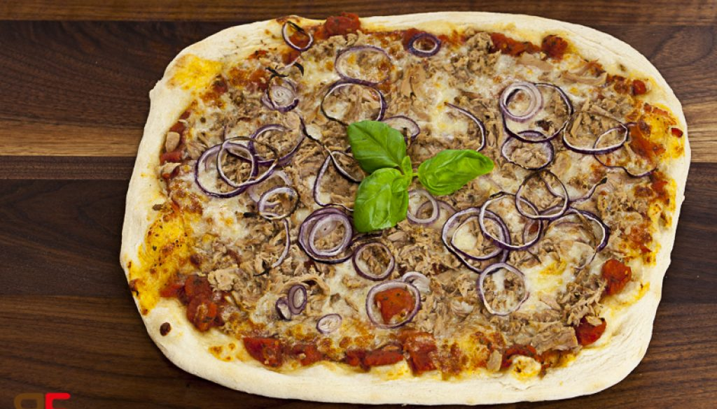 Thunfisch Pizza Schwangerschaft