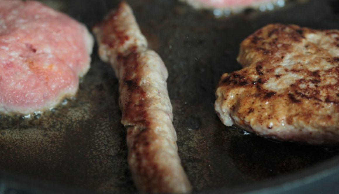 Bratwurst Schwein ohne Darm 0340
