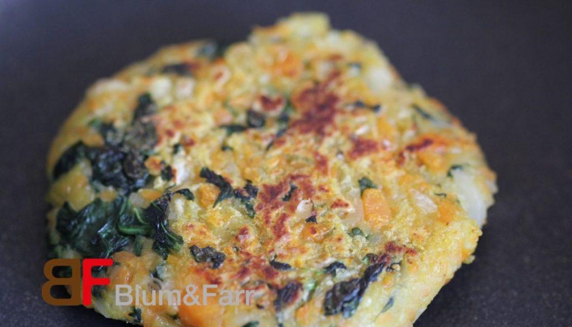 Spinat-Karotten-Küchlein 0047