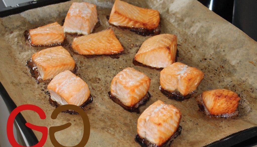 Lachssteak Aus Dem Ofen Einfache Rezepte Für Glückliche Gäste