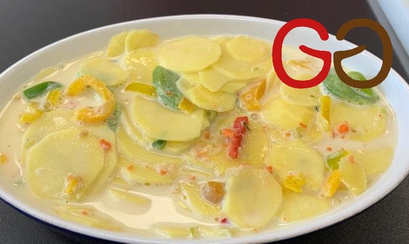 Kartoffel-Gemüse-Tarte